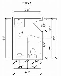 Urinal Stall Dimensions Depth