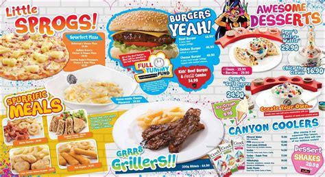 spur steak ranches menu prices specials