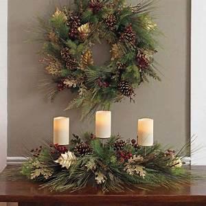 Christmas Wreath & Centerpiece Xmas
