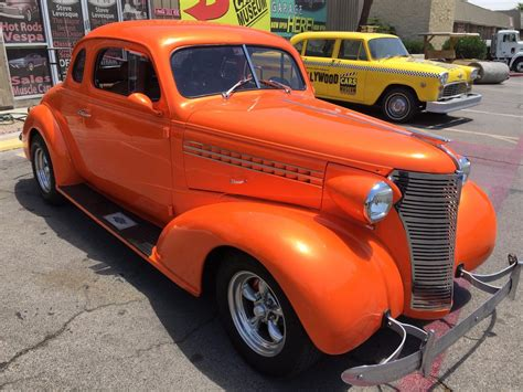 Chevrolet Rods by 1938 Chevrolet Coupe Rod Rod City Rod City