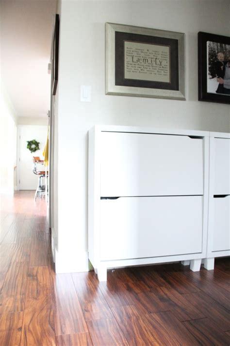 hallway shoe storage solutions hallway shoe storage solution bright green door