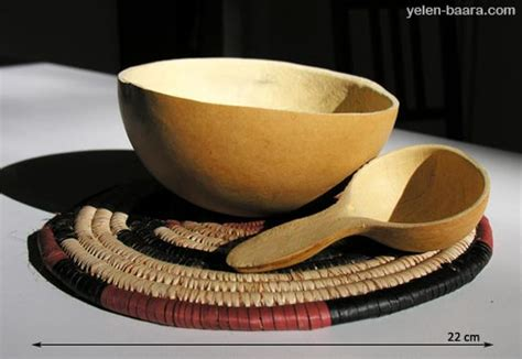 cuisine ideale et artisanat du burkina faso calebasses yelen baara