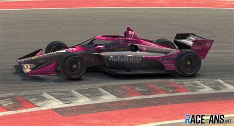 2022 ferrari indycar livery concept if the scuderia were to enter the legendary race with their… IndyCar iRacing Challenge - AutoNation IndyCar Challenge ...