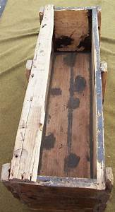 Ww2, Japanese, Wooden, Ammo, Crate