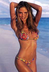 Heidi Klum Sports Illustrated
