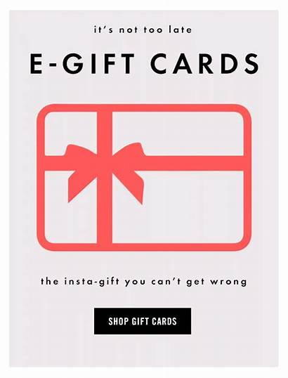 Gift Email Cards Marketing Mail Card Template