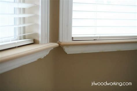 How To Build A Window Sill by 17 Best Images About Window On Baseboards