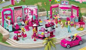 barbie 39 s building a challenge to lego daily mail online