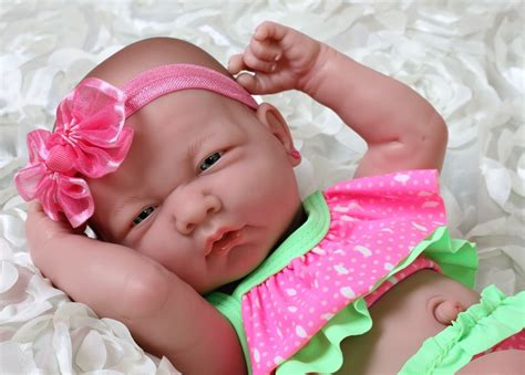 Summer Girl Preemie Berenguer Newborn Baby Doll Clothes
