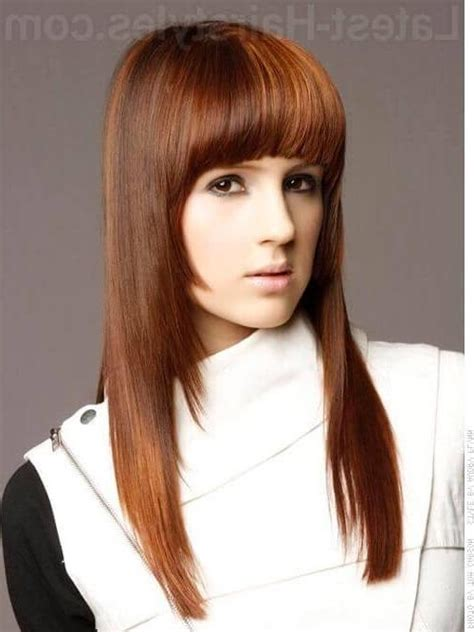 15 photo of long hairstyles oval face shape