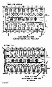 1992 Dodge Spirit Serpentine Belt Routing And Timing Belt