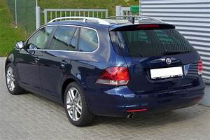 Volkswagen Golf Vi : file vw golf variant vi 1 6 tdi highline shadow blue heck jpg ~ Gottalentnigeria.com Avis de Voitures