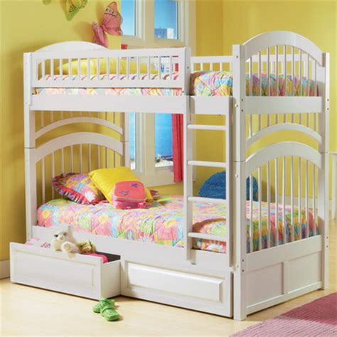 small double bed  kids  clever ways  save space