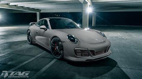 One Of One Full Techart Porsche 9112 Gts