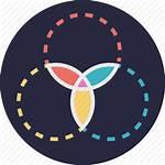 Icon Vision Creative Artistic Kaleidoscope Editor Open