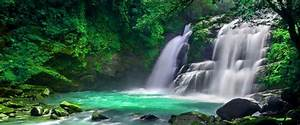 Nauyaca Waterfa... Waterfall