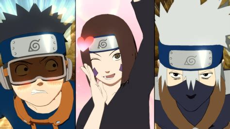 obito  rin wallpapers wallpaper cave