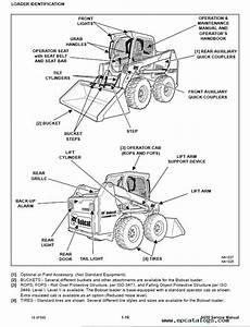 Bobcat S630 Skid