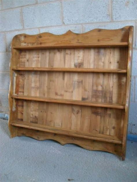 victorian pine wall hanging  shelf plate rack  sellingantiquescouk