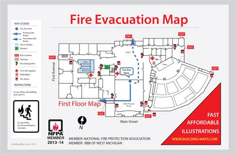image result  hotel emergency evacuation plan template