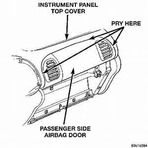 How Do I Remove The Dashboard Air Bag In 1997 Dodge Ram