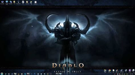 Animated Diablo 3 Wallpaper - diablo 3 reaper of souls animated wallpaper set up