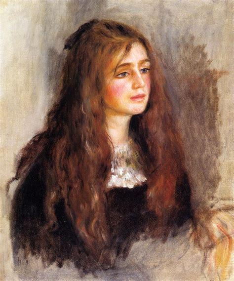Julie Manet Pierre Auguste Renoir