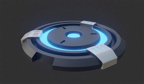 3D print model Cyfer trap skill from VALORANT | CGTrader