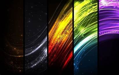 Multicolor Abstract Multi Background Desktop Wallpapers Pc