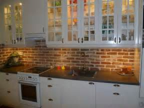 Kitchen With Brick Backsplash Kitchen Small Galley Kitchen Makeover Small Kitchen Small Kitchen Design Small Kitchen