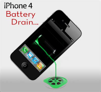 what is draining my iphone battery iphone 4 battery drain search technologies