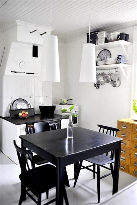 Black Kitchen Table Decorating Ideas by Magnificent Kitchen Ideas For Small Kitchen Konteaki