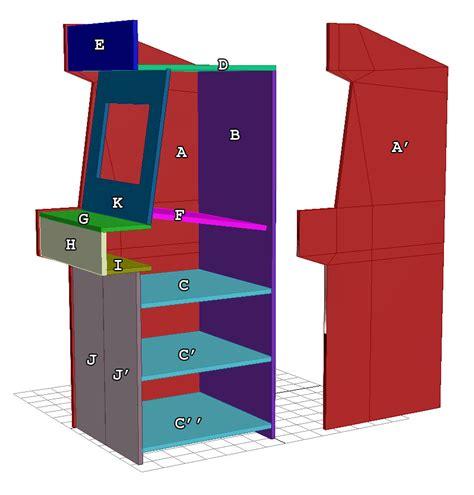 mame cabinet plans cad mame cabinet plans cad cabinets matttroy