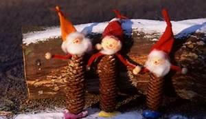 Basteln Kindern Weihnachten Tannenzapfen : figuren aus tannenzapfen basteln lustige zapfenwichtel ~ Whattoseeinmadrid.com Haus und Dekorationen