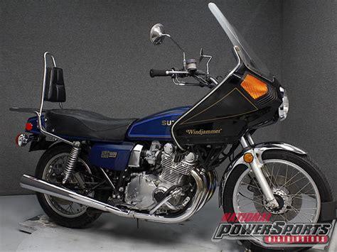 1979 Suzuki Gs1000 by 1979 Suzuki Gs1000 Only 25816 Clean