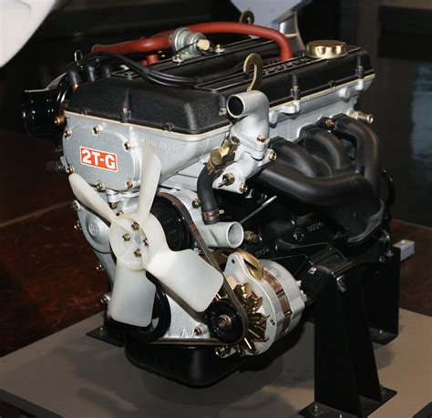 Toyota Engines by 2t Toyota Engines