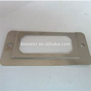 adhesive metal label holders with cheap factory price from With adhesive metal label holders