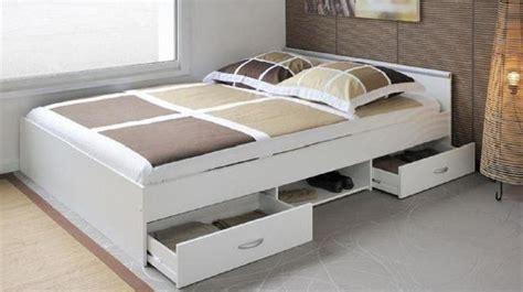 canapé alinea lit 120x190 avec tiroir