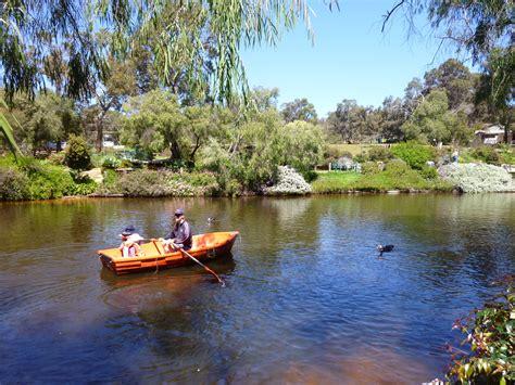 Row Boat Hire Perth by Country Farm Dunsborough Perth