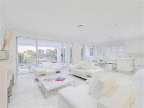 All White Home Interiors by Fresh White House Interior Design Focus White House