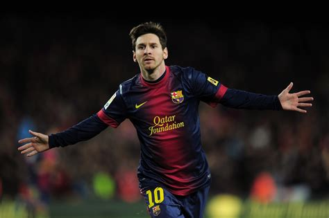 Lionel Messi Profile And New Photos 2013