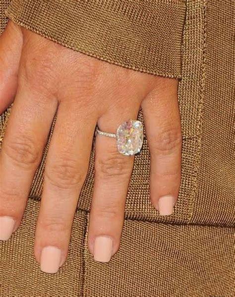 Pin by Martha Flores on Rings | Kim kardashian engagement ...