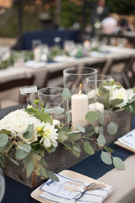 pictures of wedding centerpieces for tables 25 best ideas about eucalyptus centerpiece on pinterest romantic centerpieces simple wedding