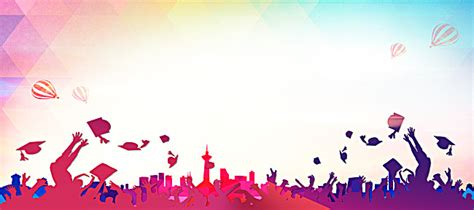 Graduate Background Graduation Background Design Graduation Bachelor Cap