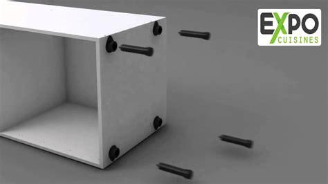 ikea cuisine meuble bas montage meuble colonne four 200x60 avec 2 portes