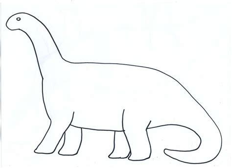 cut  dinosaur shapes template dinozaury pinterest