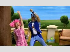 Lazy Town Bing Bang Once Upon A Time YouTube