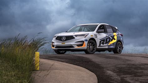 2019 Acura Rance : Acura Rdx At Pikes Peak 2018