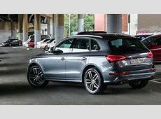 Audi SQ5 Review photos CarAdvice