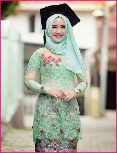 kebaya hijab modern  favorit  trendmuslimah